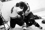 hockey fight by Madskilzzz from Flickr