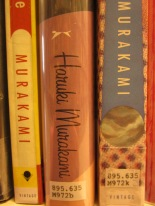 Paula Wesson/Crestiad The Cressman Library has 3 other books by Murakami.