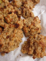 One Bowl Oatmeal cookies by Paula Wesson