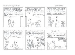 Mr. Chemist's Neighborhood/David Raker